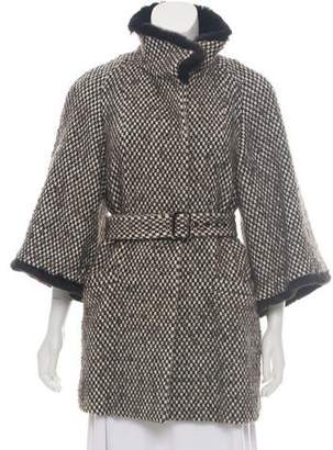 52e3315d3ad0 Armani Collezioni Women's Coats - ShopStyle