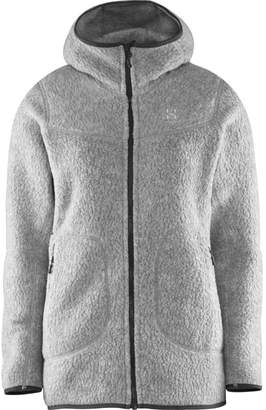 Haglöfs Pile Q Hooded Fleece Jacket - Women's