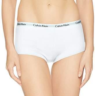 Calvin Klein Women's Multipack Carousel Logo Cotton Boyshort