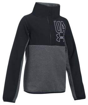 Under Armour Girls UA Phenom Fleece Hoodie
