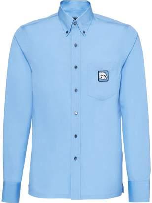 Prada skinny-fit shirt