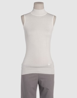 COSTUME NATIONAL Sleeveless sweater