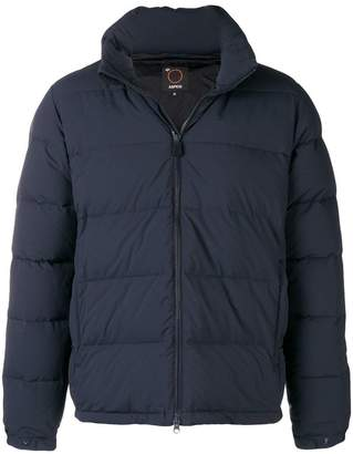 Aspesi zip-up padded jacket
