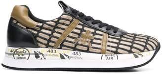 Premiata White Conny sneakers
