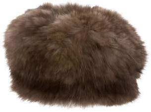 J. Mendel Sable Fur Hat