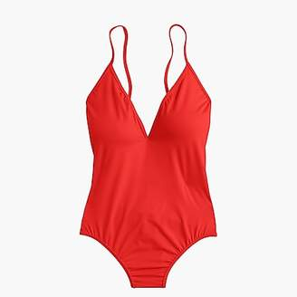 J.Crew Playa Montauk cross-back one-piece swimsuit