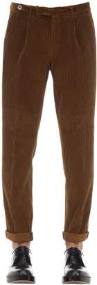 G・T・A Gta 17cm Cropped Cotton Corduroy Pants