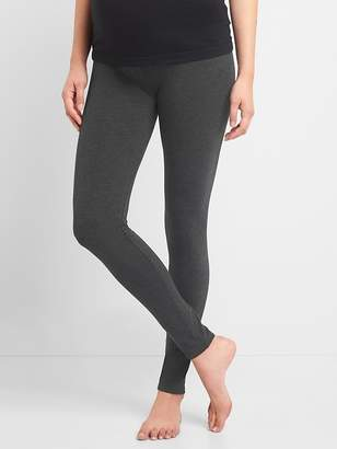 0be7af754a8f8 ... Gap Maternity Pure Body full panel leggings