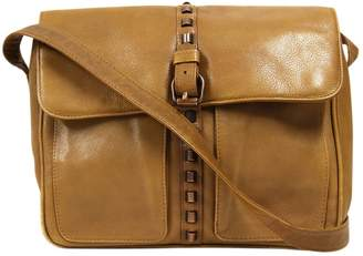 Gianni Versace Leather crossbody bag