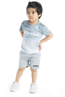 Ellesse Diego Fade T-Shirt   Shorts Set Infant 88a7095578a25