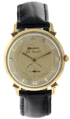 Bulova Vintage 23 Jewel Manual Wind Watch