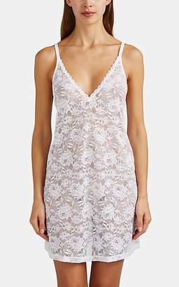 Cosabella Women's Never Say Never Lace Slip - White