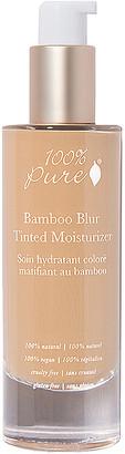 100% Pure Bamboo Blur Tinted Moisturizer