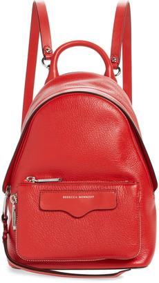 Rebecca Minkoff Mini Emma Convertible Leather Backpack