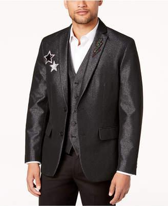 INC International Concepts I.N.C. Men's Slim-Fit Embellished Blazer, Created for Macy's