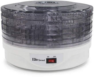 Elite By Maxi-matic Elite Gourmet 5 Tray Rotating Food Dehydrator