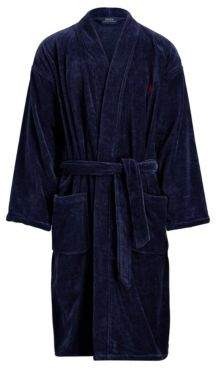 Polo Ralph Lauren Cruise Cotton Robe