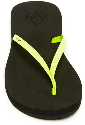 Reef Bliss Flip-Flop (Women) $22 thestylecure.com
