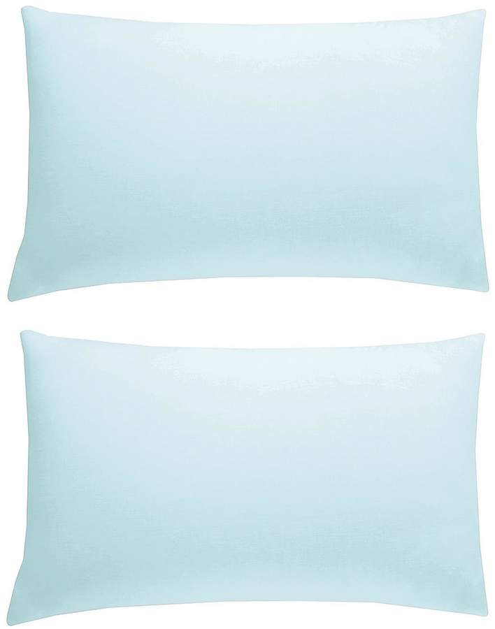 Pure Cotton 200 Thread Count Std Pillowcase