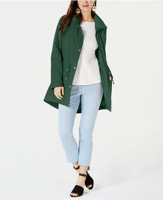 Style&Co. Style & Co Mock-Neck Utility Jacket