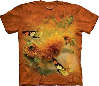 The Mountain Men's Sunflower and Butterflies