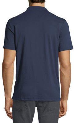 DKNY Men's Jersey Polo Shirt