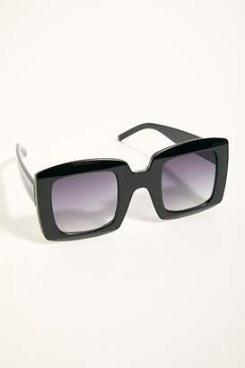 Free People Word On The Street Sunglasses