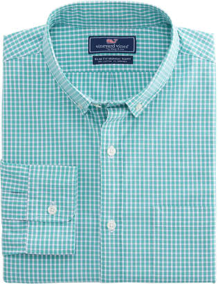 Vineyard Vines Buttonbush Check Slim Murray Shirt