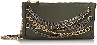 Ash Domino Chain Convertible Cross Body Bag