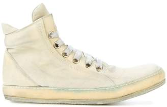 A Diciannoveventitre high top sneakers