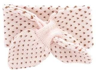 Oeuf Girls' Knit Alpaca Headband