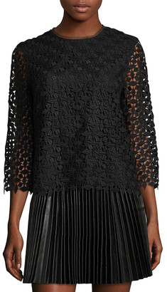 Paul & Joe Sister Sullivan Lace Top