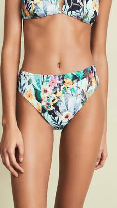 Nanette Lepore Pin Up Bikini Bottoms
