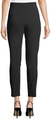 Nicole Miller New York Front-Seam Straight-Leg Pants