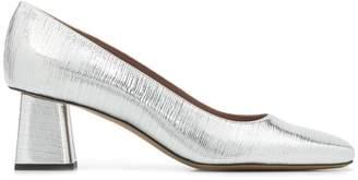 Rayne block heel pumps
