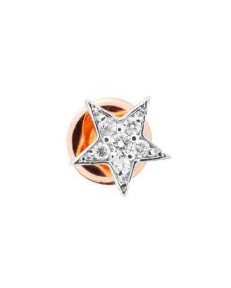 Kismet by Milka Heroine 14k Diamond Star Stud Earring, Single