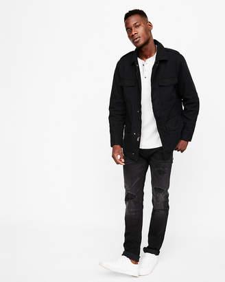 Express Garment Dyed Field Jacket