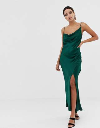 Bec & Bridge martini club split dress