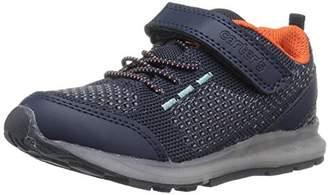 Carter's Boys' Tracker2 Ligh-Up Athletic Sneaker