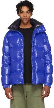 Moncler Genius 2 1952 Blue Dervaux Down Jacket