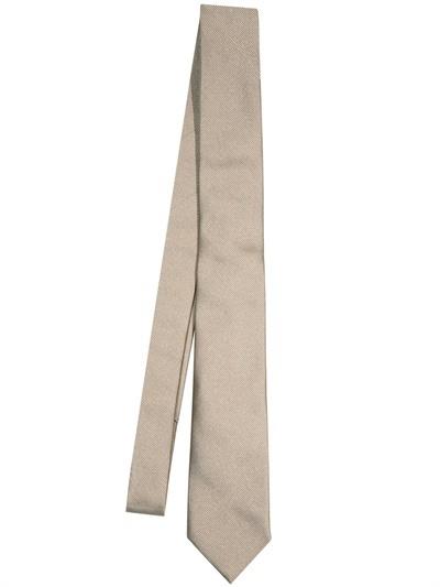 Dolce & Gabbana 6cm Silk Twill Tie