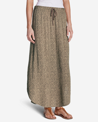 Eddie Bauer Women's Four Winds Maxi Skirt