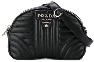 Prada Diagramme small belt bag