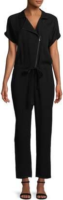 Armani Exchange Women's Popover Jumpsuit