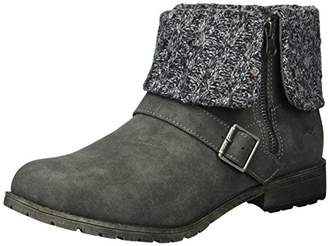 Rocket Dog Women's Bentley Eagle PU-Platoon Fabric Ankle Boot