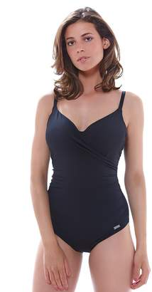 Fantasie Womens Los Cabos Underwire Wrap Swimsuit