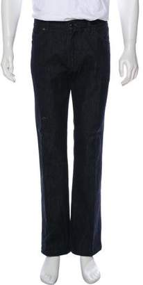 Louis Vuitton Straight-Leg Jeans