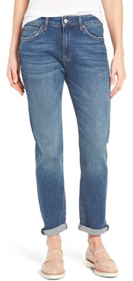 Women's Mavi Jeans Brenda Boyfriend Jeans $118 thestylecure.com