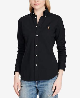 Polo Ralph Lauren Knit Oxford Cotton Shirt