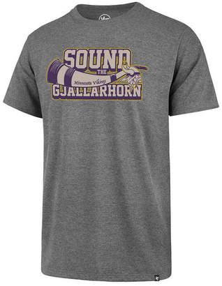 '47 Men's Minnesota Vikings Sound the Horn Club T-Shirt